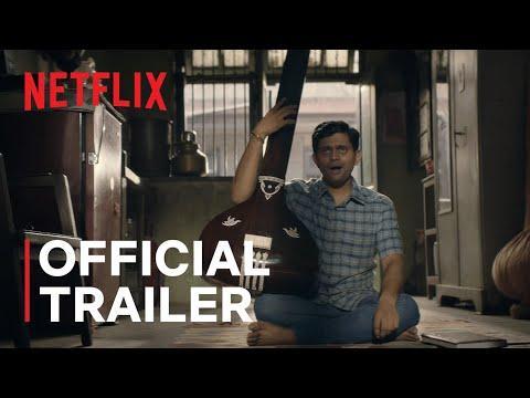 The Disciple   Official Trailer   Chaitanya Tamhane, Vivek Gomber   Marathi Film   Netflix