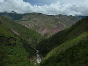 Profonde vallée