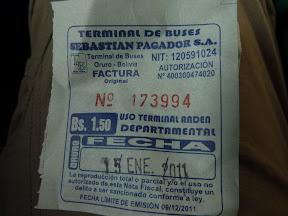 Ticket de départ à 15 centimes d'euros