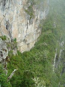 Le pont de l'Inca