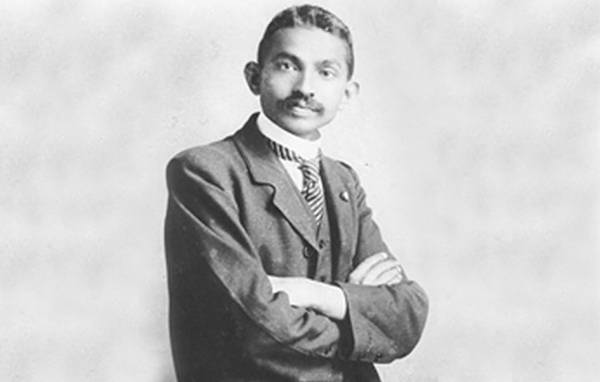 Old India Photos - Young Mahatma Gandhi