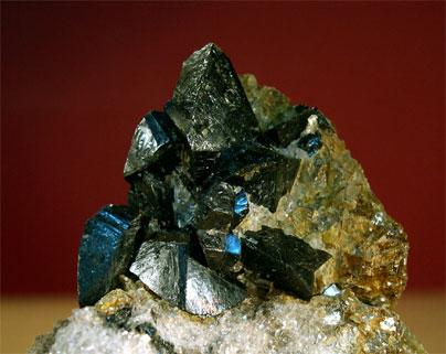 Cassiterite-Casiterita
