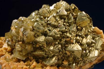 Calcopirita-Chalcopyrite