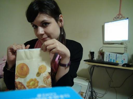 Moi et les donuts !