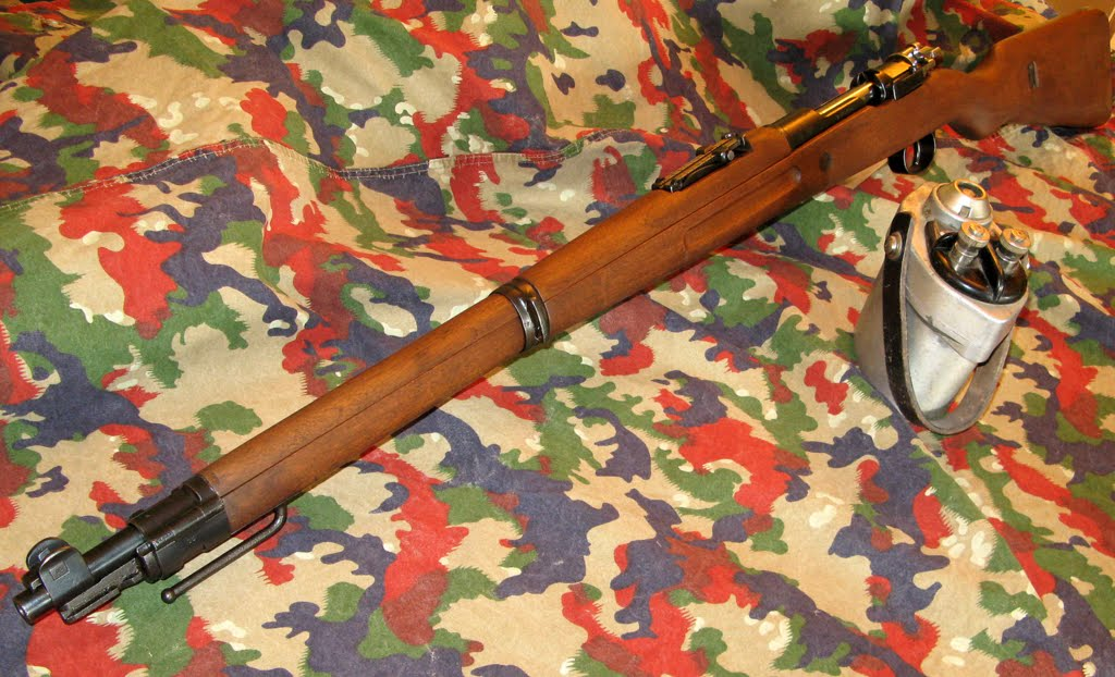 >>>>> restoration de mon Mauser Kar98a <<<<< IMG_2881