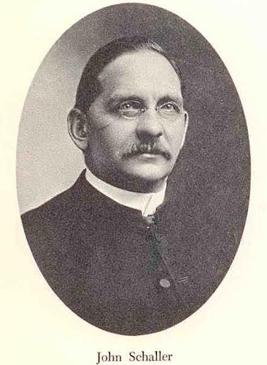 John Schaller, WELS Theologian