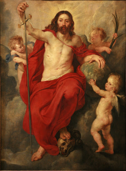 The Triumph of Christ over Sin and Death, by Peter Paul Rubens
