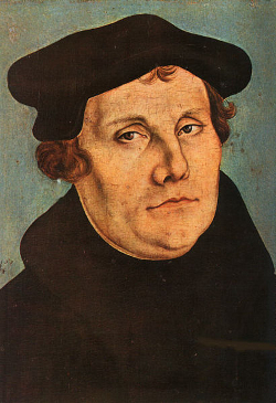Dr. Martin Luther