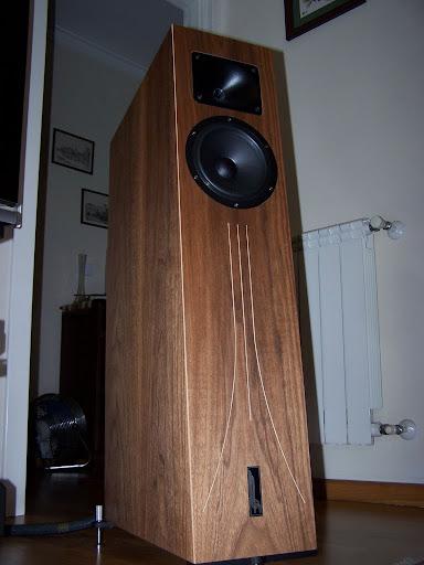 Sistema audio quasi-vintage... com algumas pontas novas  101_5629