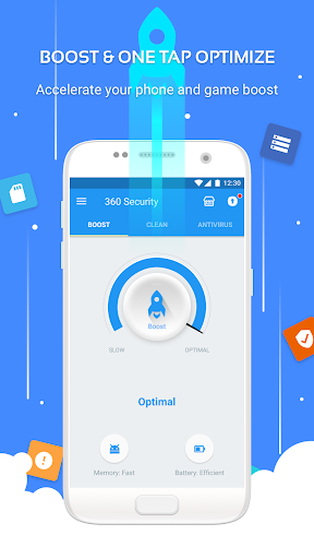 360 Security - Free Antivirus, Booster, Cleaner- screenshot thumbnail