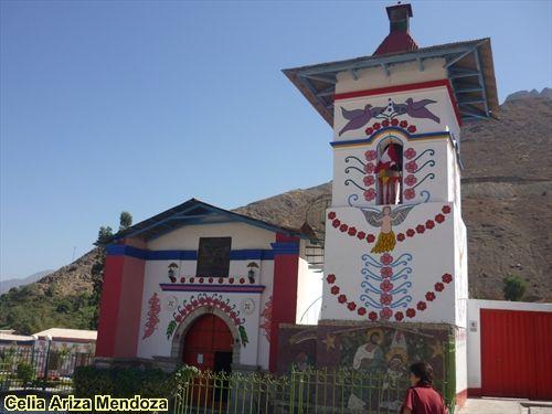Casa pintada de Antioquia