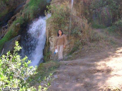 Cascada de Obrajillo