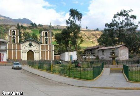 Plaza de Armas de Obrajillo