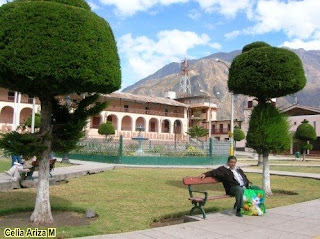 Pueblo de Canta