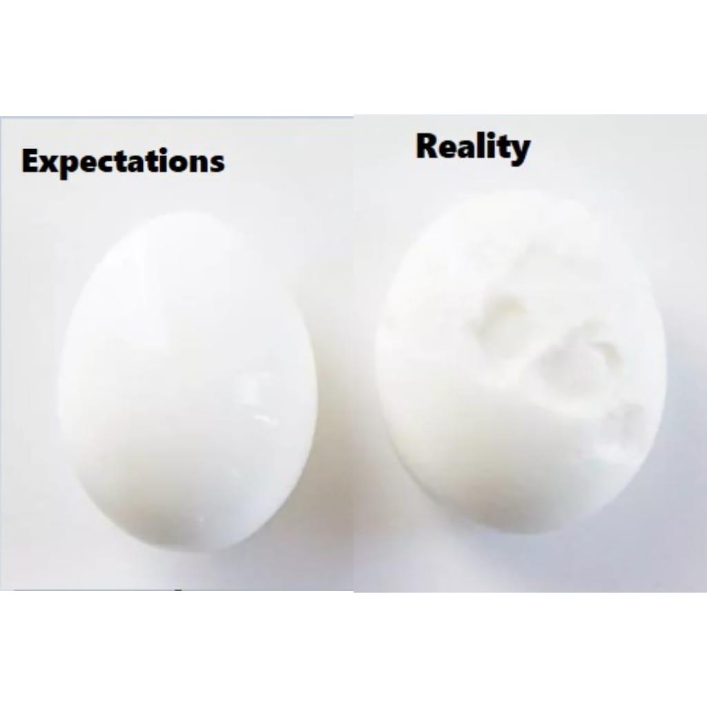 taze yumurta vs 2 haftalık yumurta soyma