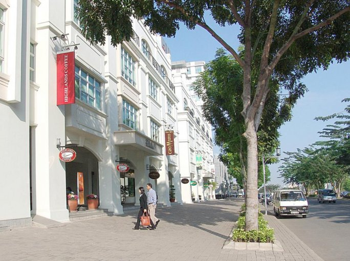 Shophouse Phú Mỹ Hưng đem lại lợi nhuận cao khi cho thuê