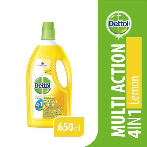 product_image_name-Dettol-منظف 4 في 1 ليمون متعدد الأغراض - 650 مل-1