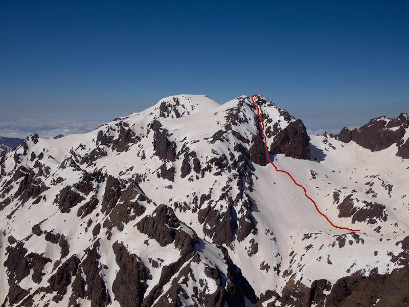 Itinerari d'ascens