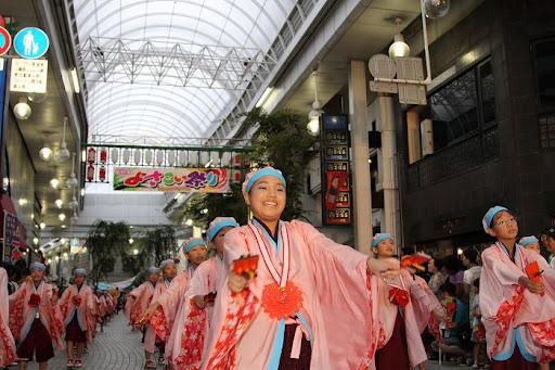 本祭2日目 帯屋町筋演舞場  105     D-16102