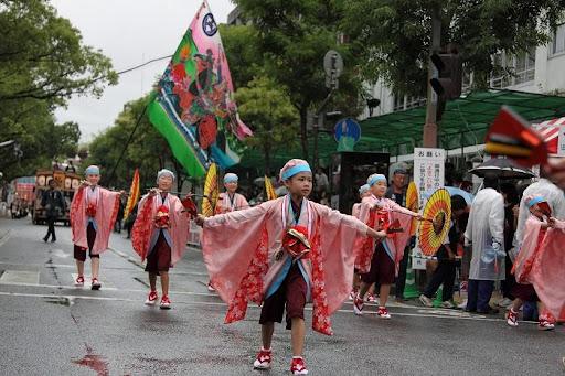 本祭2日目 追手筋本部競演場  97     D-15864