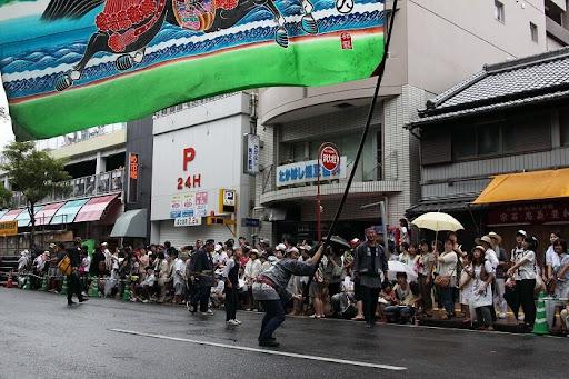 本祭2日目 追手筋本部競演場  109     D-15917
