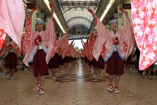 本祭2日目 帯屋町筋演舞場  7     D-15929