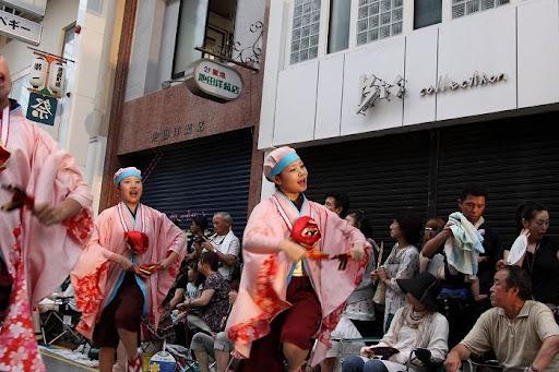 本祭2日目 帯屋町筋演舞場  47     D-16010