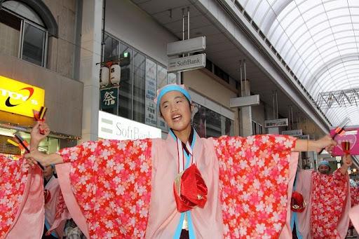 本祭2日目 帯屋町筋演舞場  54     D-16027