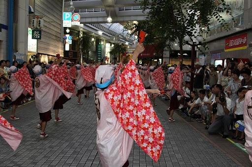 本祭2日目 帯屋町筋演舞場  77     D-16068