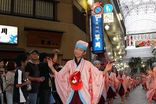 本祭2日目 帯屋町筋演舞場  99     D-16092