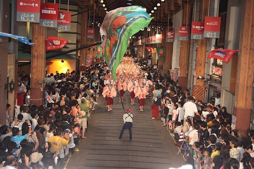 本祭2日目 はりまや橋演舞場  20     D-16239