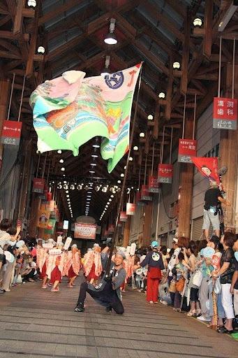 本祭2日目 はりまや橋演舞場  16     D-16210