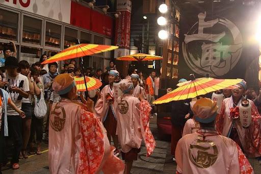 本祭2日目 はりまや橋演舞場  88     D-16408