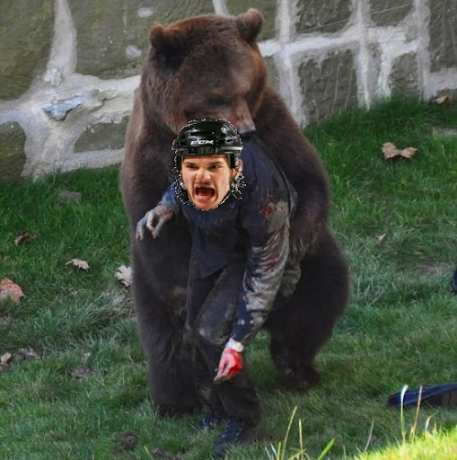 Carcillo bear rape
