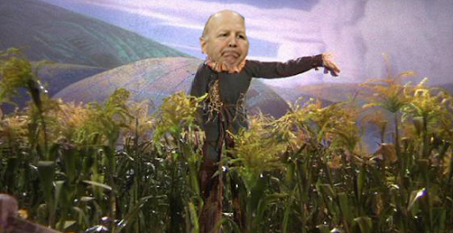 julien the scarecrow