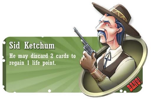 Sid Ketchum