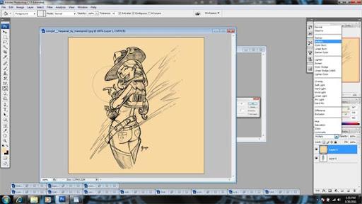 BANG! custom characters tutorial screenshot 7