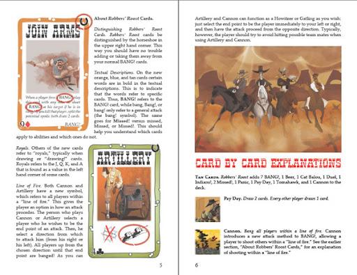 Robbers' Roost BANG! Guidebook Shot 1