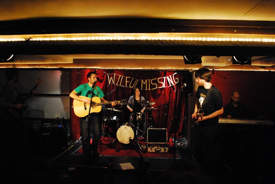 Wilful Missing at The Basement