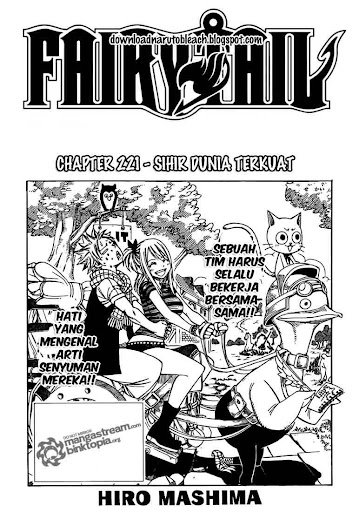 Fairy Tail page 1...