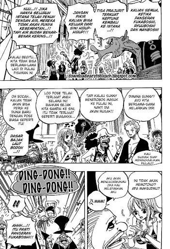 One Piece 614 page 04