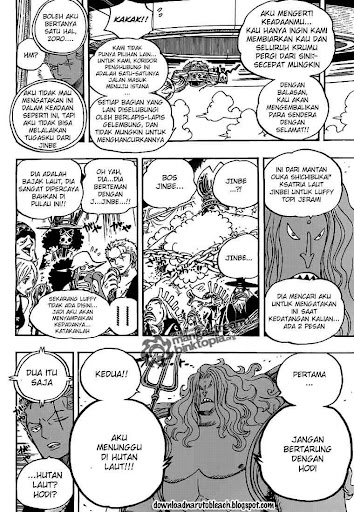 One Piece 614 page 08