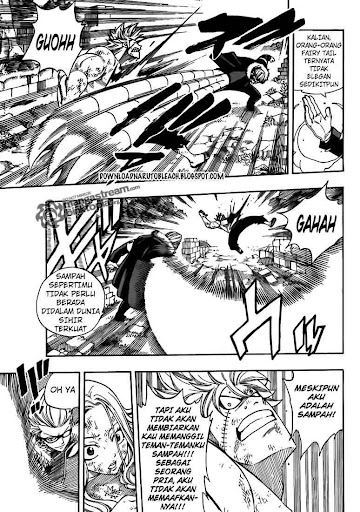 Fairy Tail 222 page 7...