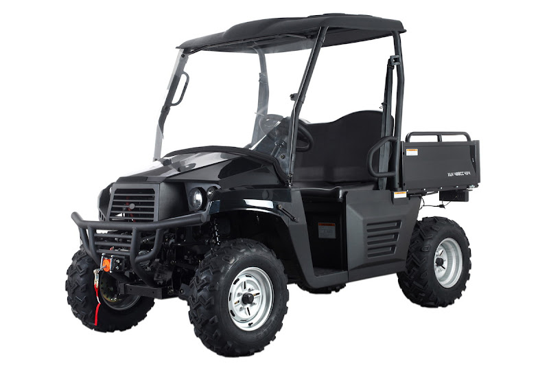400cc HiSun UTV 4WD Farm Utility Vehicle XUV
