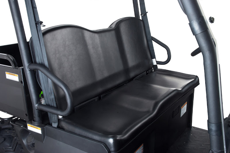 400 4x4 Utility Farm Vehicle Bench Seat