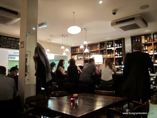 VINOTECA SEYMOUR PLACE (Marylebone)