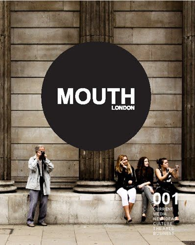 MouthLondon cover LONDONS CHEAP THRILLS   guest post for MouthLondon