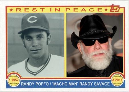 Image result for randy savage baseball