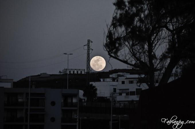 Cuando sale la luna