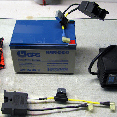 what type connectors do you use modifiedpowerwheels com rh forum modifiedpowerwheels com Power Wheels Battery Upgrade power wheels 12v battery harness